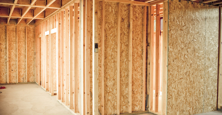 Timber Frames for New Builds, Build a House in Devon
